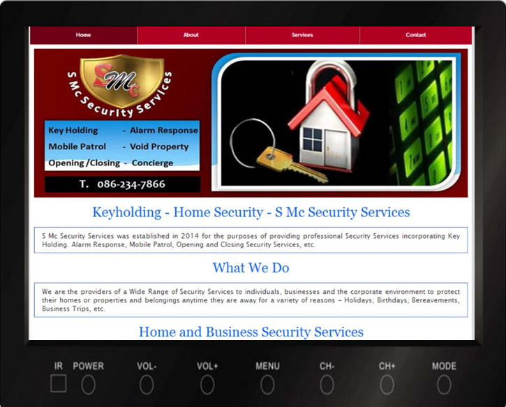 Link to: SMC Security Services Website